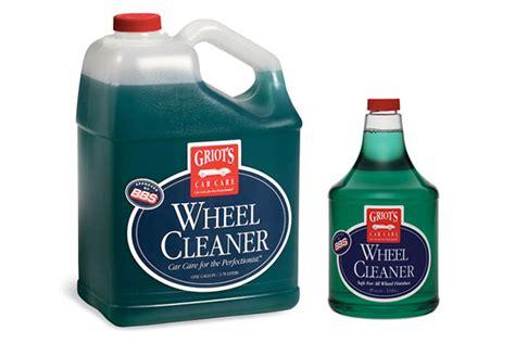 Griot S Garage Wheel Cleaner griot s garage wheel cleaner griots alloy wheel cleaner