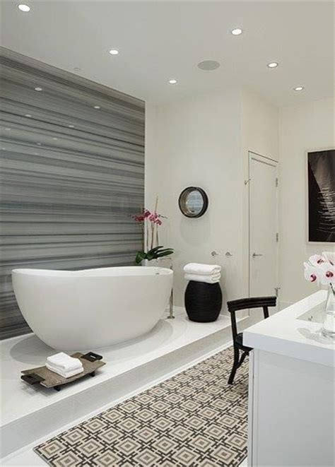 feature wall bathroom ideas marble feature wall