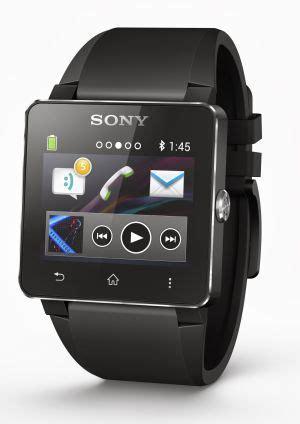Resmi Sony Smartwatch 2 smartwatch and sony on