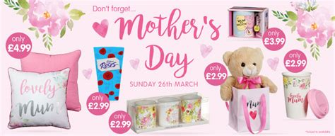 mothers day ideas 2017 mothers day gifts presents and ideas from b m stores