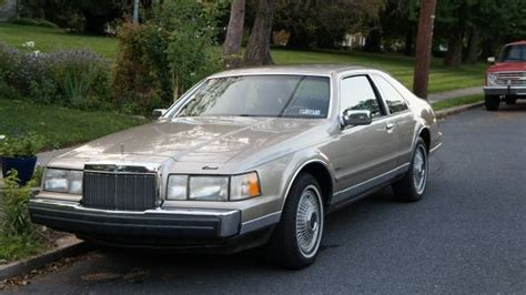 lincoln mark vii overview cargurus