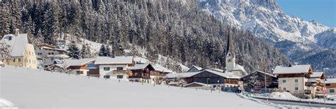 st jakob im haus skigebiet winterurlaub an der buchensteinwand st jakob in haus im