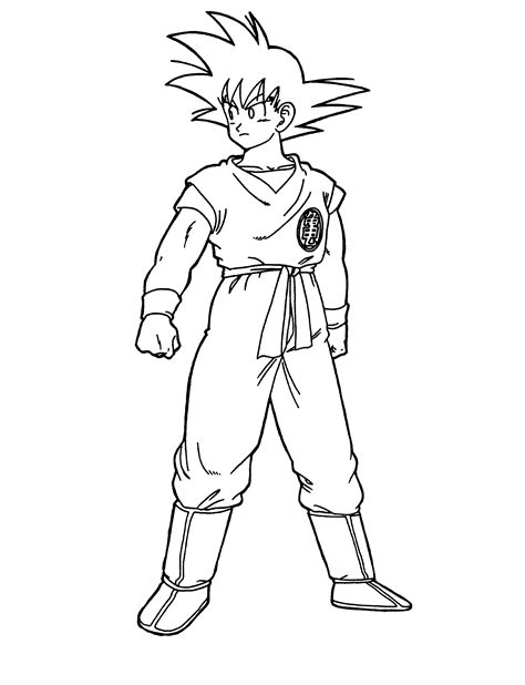 goku coloring pages games dragon ball z coloring pages goku games new free printable