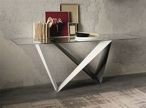 cattelan italia console table westin modern italian console table by cattelan italia
