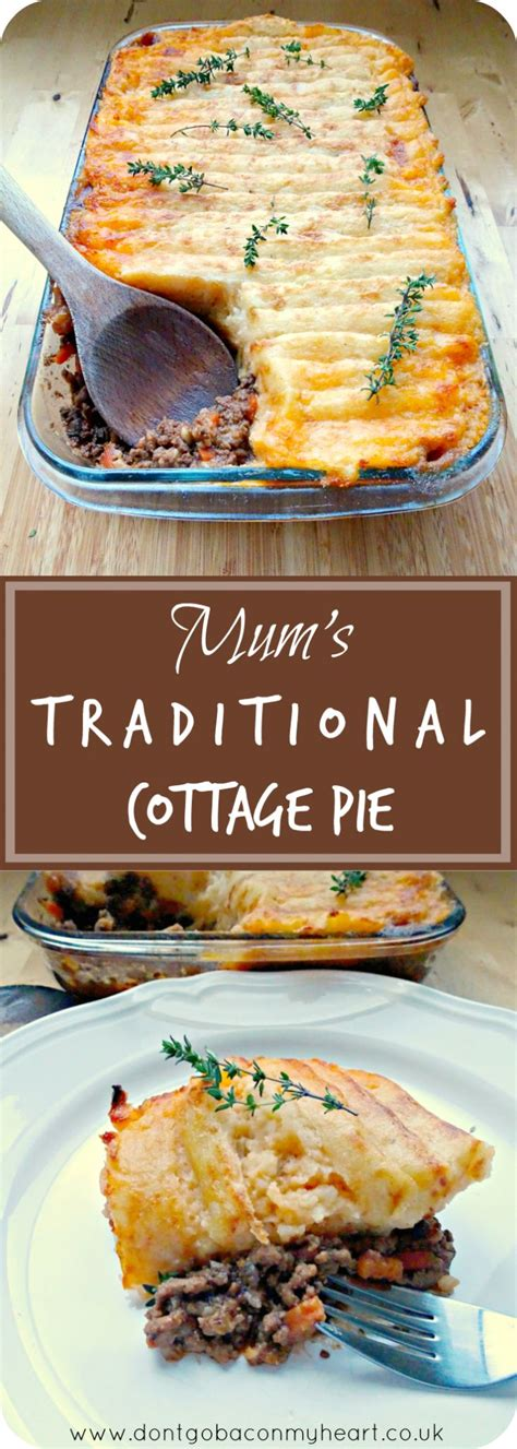 traditional cottage pie recipe best 25 cottage pie ideas on cottage pie