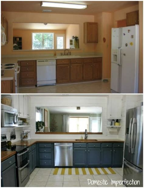 cheap kitchen remodel ideas before and after 17 best ideas about budget kitchen remodel on