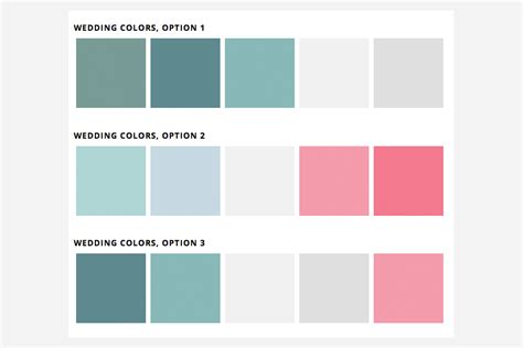 color combinations generator wedding color scheme generator wedding ideas 2018