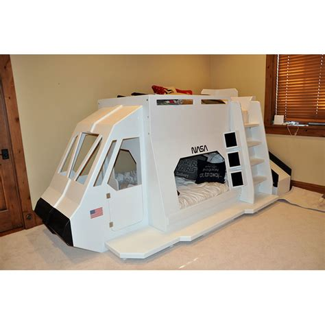 space shuttle bed space shuttle bunk bed indoor playhouse bunk bed loft