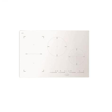 piano cottura vetroceramica bianco piano cottura a induzione 80cm in vetroceramica bianco fsh