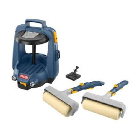 ryobi duet power paint tool system fpr200 the home depot