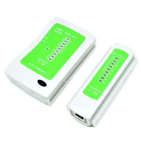 Lan Tester Alat Untuk Test Kabel Network T3010 1 tester kabel lan 3 in 1 wire tracker aligning line line state tes hargakom puter