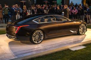 Cadillac Vom Cadillac Says Flagship Is Coming Isn T A Four Door Sedan