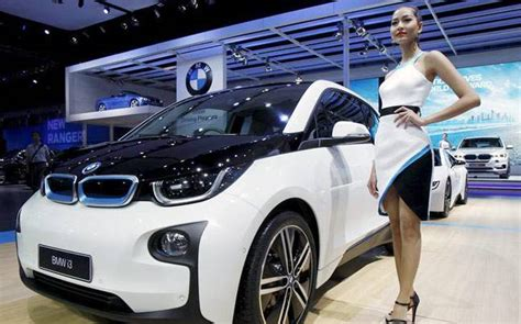 Bmw Electric Cars In India Bmw I3 Sales Rise After Government S Push To Subsidize