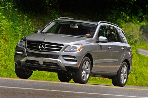 mercedes benz jeep 2014 2014 mercedes benz m class reviews and rating motor trend