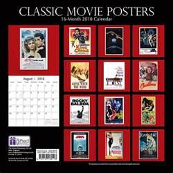 Calendar 2018 Fil A Posters Classic 2018 Wall Calendar Calendars