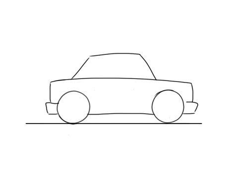 drawing easy easy car to draw for junior car designer