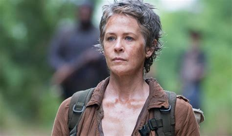 A Carol there s only one character on the walking dead the