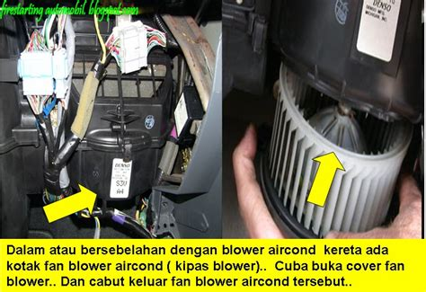 Kipas Blower Air kelisa air cond blower oh kelisa air cond blower klse malaysia