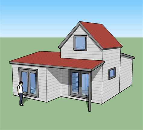 simple layout of a house tiny simple house is off the back burner