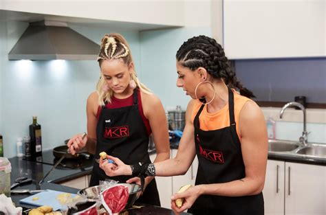 My Kitchen Competition by Mkr Beats Married At Sight In Overall Audience For