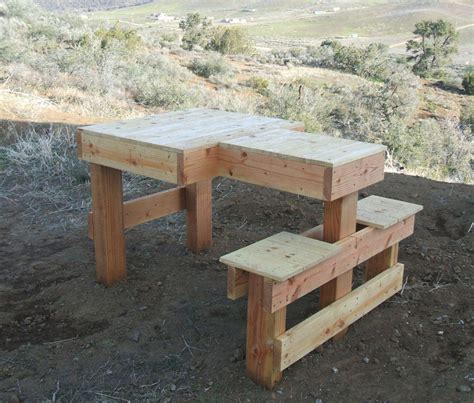 build shooting bench 36 weekend preparedness projects