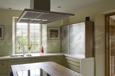 extractor fan over kitchen island naindien image extractor fan above central island unit in modern
