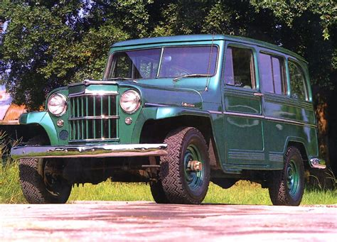 jeep wagon mercedes willys jeep station wagon