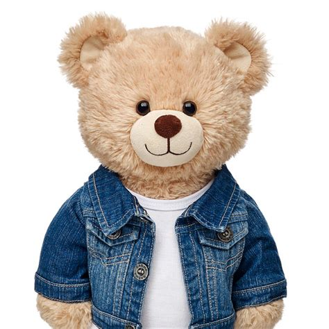 Jaket Bears by Denim Jacket Build A Bab Want Denim