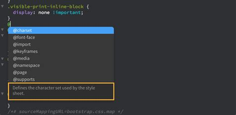 creating css rules in dreamweaver code hinting and code completion