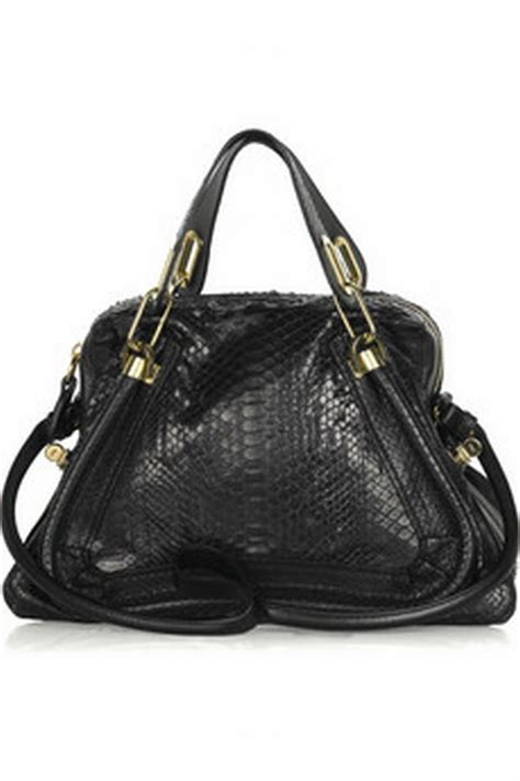 Paraty Sling Bag In Black Shopping Gift Guide Leather Handbags For