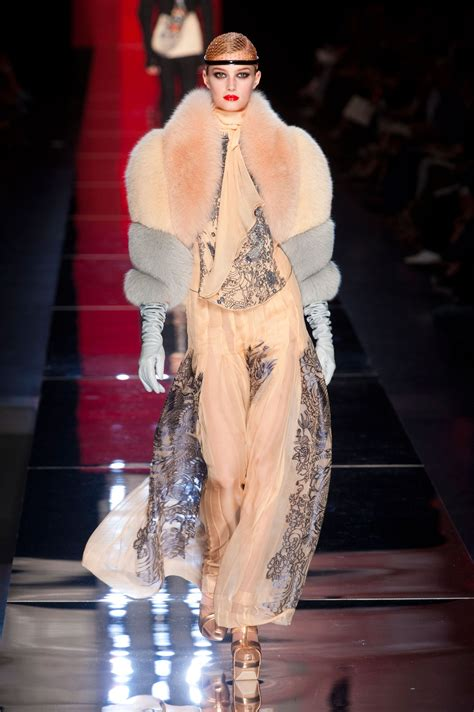 jean paul gaultier for christian dior autumn winter 2012 ilikeiwishiheart