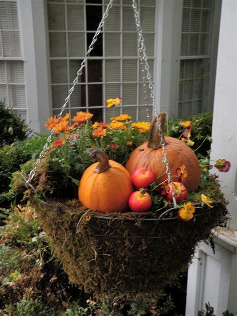 state october  fall outdoor decor fall
