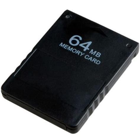 Memory Card Ps2 Memory Cards Playstation 2 Memory Card 64mb Ps2 Memory