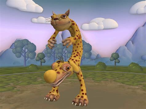 best spore creations spore creations caninefeline by treepelt of insanity on