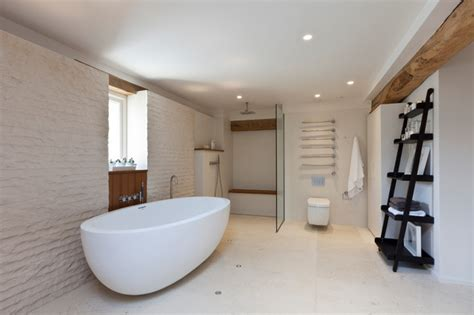 barn conversion bathrooms contemporary barn conversion contemporary bathroom london by studio mark ruthven