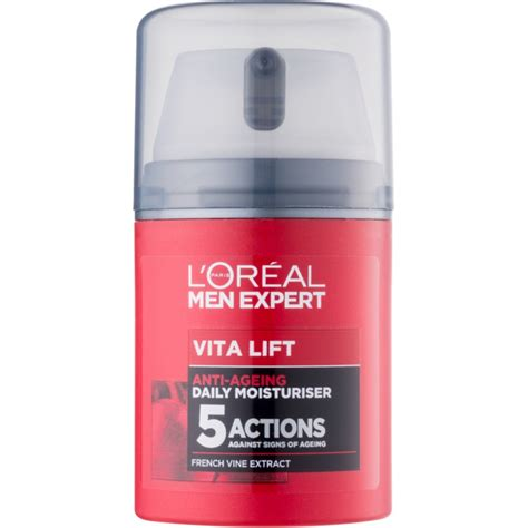 l oreal expert vita lift 5 daily moisturiser 50ml 1 7oz kogan l or 233 al expert vita lift 5 daily moisturizer complete anti ageing notino co uk