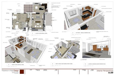 sketchup layout interior design official sketchup blog sketchup pro case study robertson