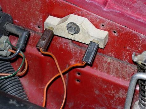 xj fuel ballast resistor 1987 xj cranks but no start jeep forum