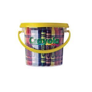 crayola deskpack 48 large crayons staples now winc
