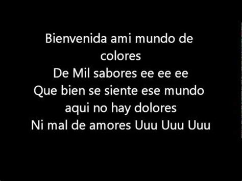 de colores lyrics arcangel mundo de colores lyrics letras original
