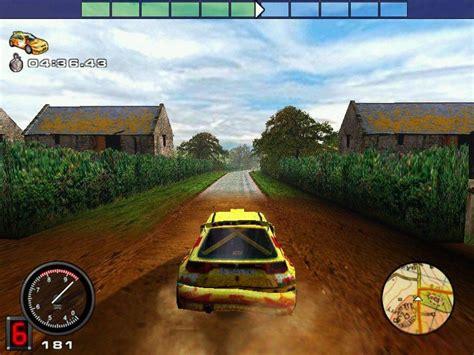 rally championship    simulation game