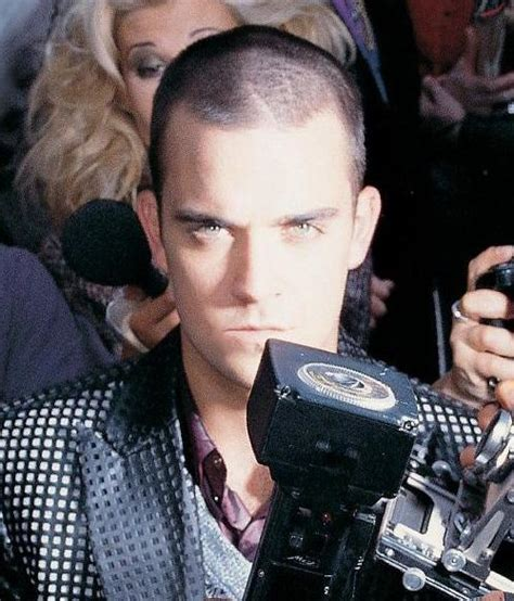 pictures of miss robbie many hairstyles robbie williams shaved head edition rw40 pinterest