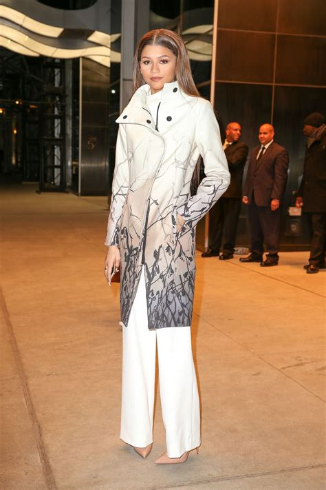 zendaya coleman style 2015 zendaya coleman fashion out in new york city february 2015