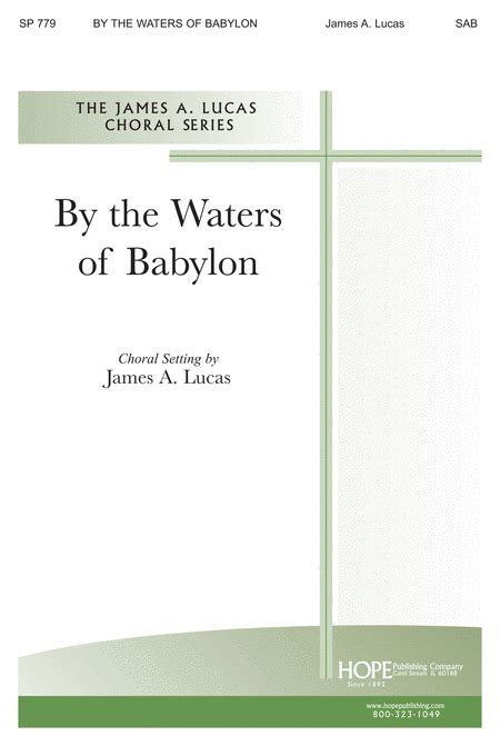 By The Waters Of Babylon Essay by Sheet By The Waters Of Babylon 2 Part