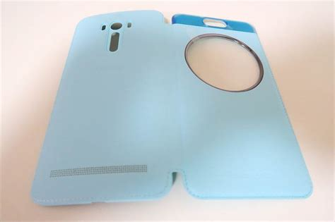 Zagbox Flip Cover Asus Zenfone 2 Selfie 2015 55 Inchzd551 Ungu asus zenfone selfie zd551kl 専用カバー myview cover を取り付けてみた モバイルガジェット東京03 格安sim wimax比較紹介所