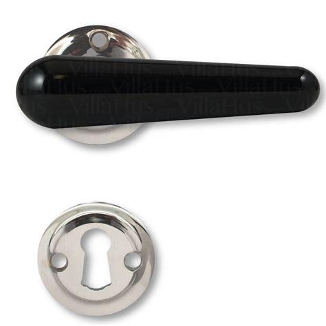 Door Handle Interior Bakelite Door Handle Interior Black Nickel Model
