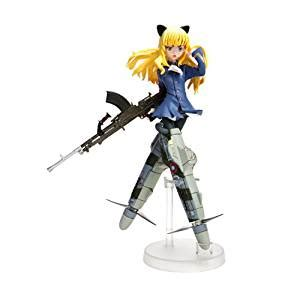 Preorder Dress Bayi Import High Quality 4 all one strike witches high quality figure perrine