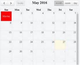 css fullcalendar add background color day