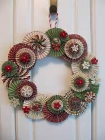 christmas wreath craft ideas pinterest