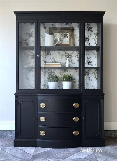 black china hutch cabinet best 25 black china cabinets ideas on ikea
